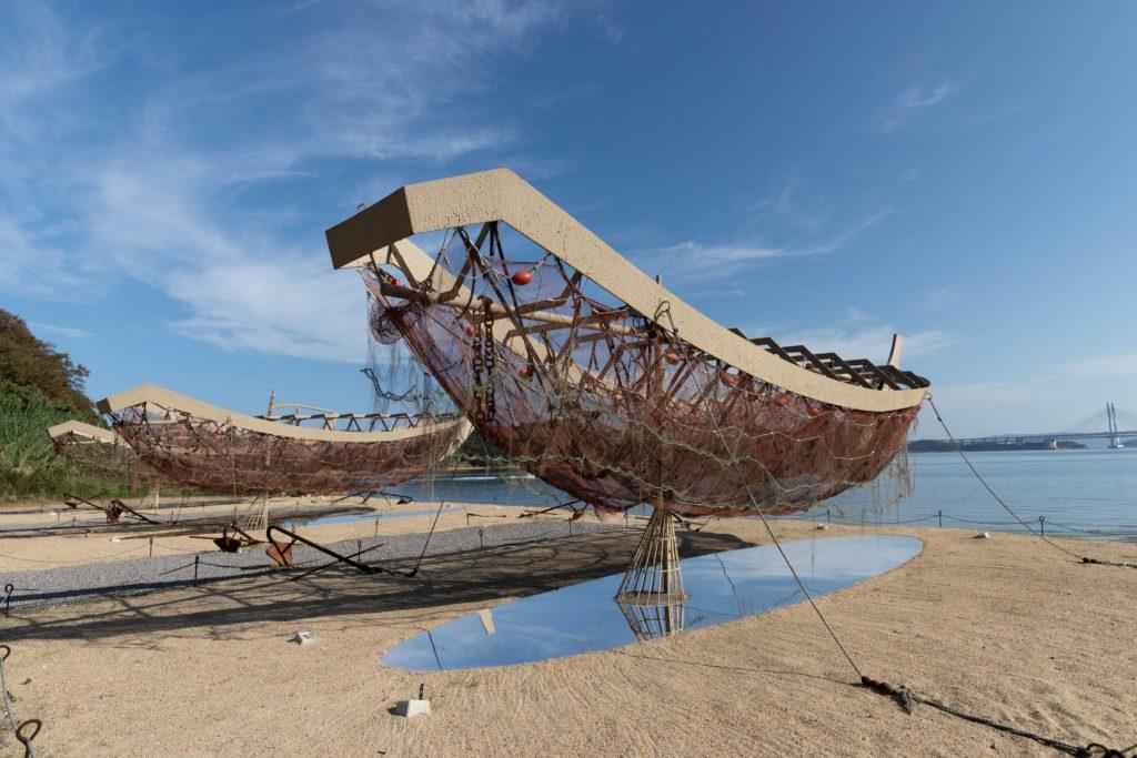 アレクサンドル・ポノマリョフの「水の下の空」