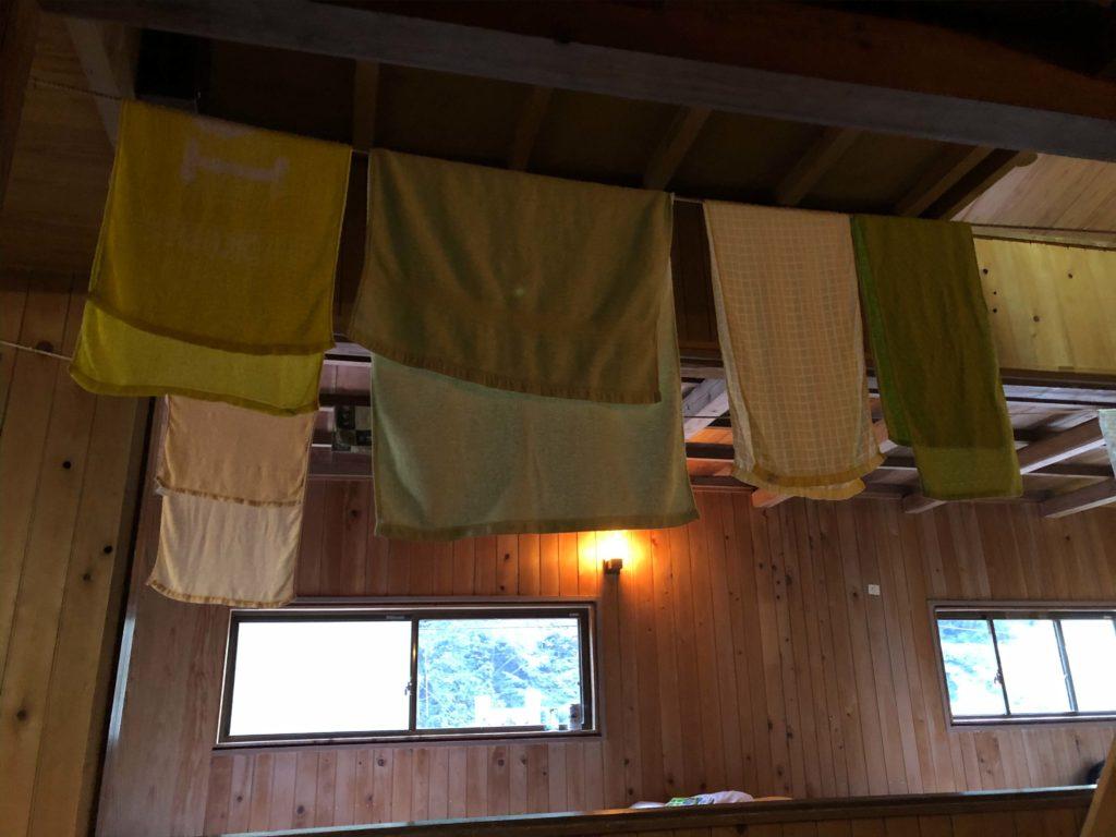 桃の木小屋