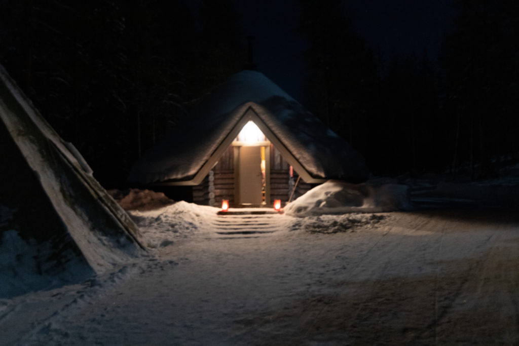モイモイ号の待機小屋